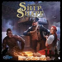 Calliope Games ShipShape 3D Puzzle and Bidding Boardgame image 2