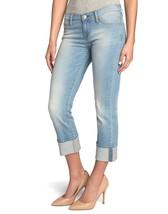 New ROCK & REPUBLIC Size: 14 Faded Cropped Capri Jeans HEALING STONE Ken... - $60.00