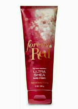 Bath & Body Works Forever Red - Body Cream 8 OZ - $10.89