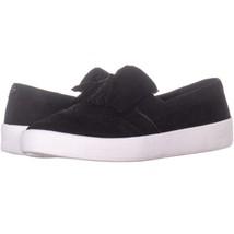 Cole Haan Grandpro Espectador Kiltie Slip On Sneakers 542 , Negro Nubuck... - $65.98