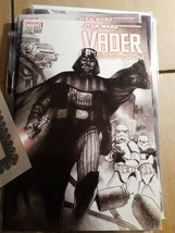 BAM! Box Exclusive Star Wars Vader Down Comic Book #1 Variant Plus Extras - $19.00
