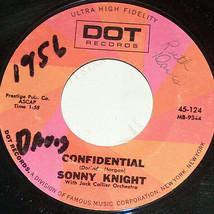 45 rpm sonny knight confidential jail Bird, point r&b soul vinyl record ... - $7.90