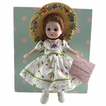 """Madame Alexander Mary Mary Quite Contrary 8"""" Doll Redhead Vinyl Collecto... - $83.83"""