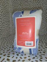 Floral Print Tufted Pillow Sham Blue - Opalhouse Standard 1 Sham  STORE NEW! image 6