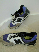 Mens Shoes Size 13 New Balance 574 Running Shoes Sneakers $90 Value M574... - $39.59