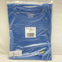 LL Bean Men's XXL Tall Carefree Unshrinkable Tee Traditional Fit Bering ... - $19.00