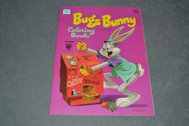 Whitman Coloring Book: Bugs Bunny 1972 [NEW & UNUSED] NOS - $19.00