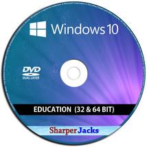 Windows 10 Educación 32/64-bit Instalación/ Reinstalar/ Restore/ Mono/ R... - $12.15