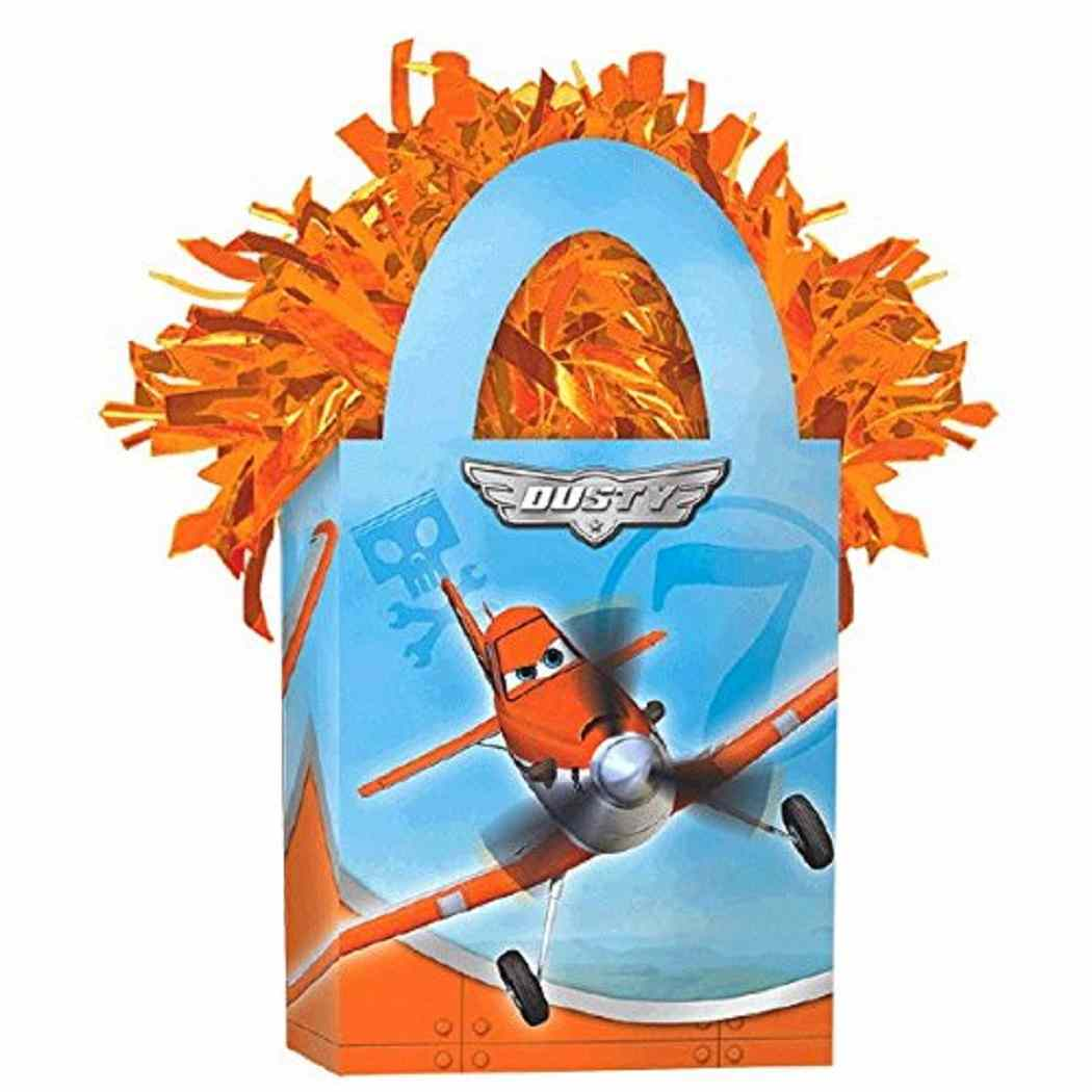Primary image for Dusty & Friends Disney Planes Movie Birthday Party Decoration Balloon Weight