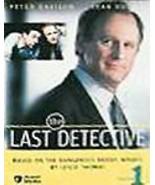 2 DVD The Last Detective - Series 1: Peter Davison Sean Hughes Julia McK... - $10.79