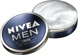 NIVEA Men Creme - Multipurpose Cream for Men - Face, hand and Body Lotio... - $12.25