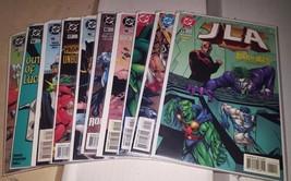 JLA (justice league of america) #11, 12, 13, 14, 15, 16, 17, 18, 19, 20, - $25.00