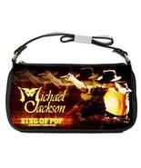 Michael Jackson Shoudler Clutch Bag/Handbag/Purse-02 - $20.99