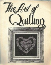 The Art of Quilling by Gunter Stove 1966 Leisure Services Vtg Patterns - $6.92