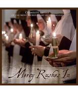 MERCY RUSHES IN by Carmelite Sisters of The Most Sacred Heart of Los Ang... - $24.95