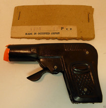 VINTAGE 1940'S RARE   MADE IN OCCUPIED JAPAN   METAL WATER GUN     A1 - $19.79