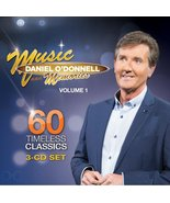 MUSIC AND MEMORIES by Daniel O'Donnell - 3 CD - $28.95