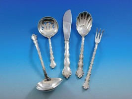 Tara by Reed & Barton Sterling Silver Essential Serving Set Small 5-piece - $179.00
