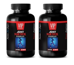 joint natural pain relief - JOINT MATRIX COMPLEX 2B - glucosamine powder - $28.01