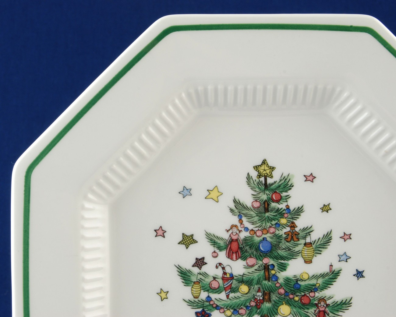 Nikko Christmastime Salad Dessert Plate and 32 similar items