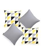 Hofdeco Indoor Outdoor Pillow Cover ONLY, Water Resistant for Patio Loun... - $38.61