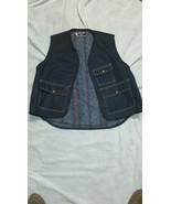 Sears Work'n Leisure Mens' Work Vest- Size X-Large - $48.95