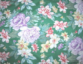 Vintage Eames Barkcloth Era Cotton Fabric Cotta... - $51.00