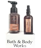 Bath and Body Works Black Chamomile Foaming Hand Soap &  Pillow Mist HTF - $21.29