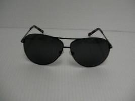 Mens Cole Haan New sunglasses c17069 polarized black metal frame - $39.55
