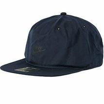 Nike Adult Unisex Sportswear Vapor Adjustable Cap Navy Blue OSFA 851653-451 - $29.99