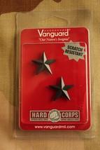 USMC US MARINE CORPS O-7 BRIG GEN'L SUBDUED BDU MARPAT COLLAR RANK INSIG... - $14.84