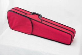 **GREAT GIFT** Light Weight Red 4/4 Violin Case/Backpack/Pocket CLEARANCE - $18.99