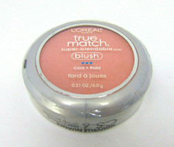 L'oreal True Match Super-Blendable Blush No.C5-6 Rosy Outlook 0.21oz/6g - $9.85