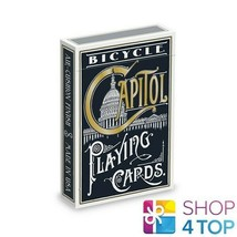 BICYCLE CAPITOL PLAYING CARDS DECK MAGIC TRICKS USPCC NEW - $7.71