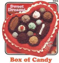 Sweet Dreams Box Of Candy~Annie's Crochet Pattern - $14.99