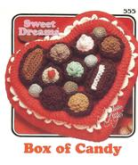 SWEET DREAMS BOX OF CANDY~ANNIE'S CROCHET PATTERN  - $14.99