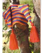 JESTER HAT & BOOTS CROCHET PATTERNS~RARE  - £4.63 GBP