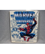 Marvel Universe by Peter Sanderson Comics HC/DJ - $8.00