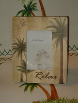"""Relax"" Wooden Photo Frame - €18,44 EUR"