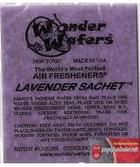 16- Wonder Wafers LAVENDER~ Scent~Amazingly Fresh~ Air Freshener Car Home - $7.69