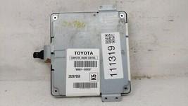 2007-2007 Toyota Matrix Engine Computer Ecu Pcm Ecm Pcu Oem 89661-02k53 111319 - $112.81