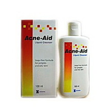 STIEFEL ACNE-AID LIQUID CLEANSER 100ml SOAP-FREE FORMULA FOR PIMPLES & O... - $17.99