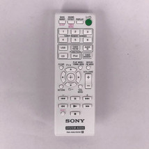 New Original RM-AMU150W For SONY System Audio Remote Control White RM-AM... - $10.53
