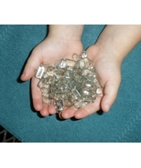 Over 50 carats of loose natural green amethyst gem mix - $14.99