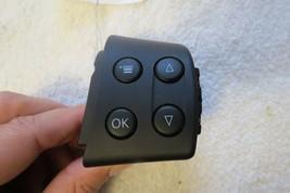 09 10 11 2009 2010 Volkswagen Tiguan Multifunction Radio Switch 1K0959538F 1576W - $34.99