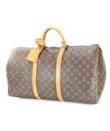 Authentic LOUIS VUITTON Keepall 50 Monogram Canvas Duffel Bag #32872 - $459.00