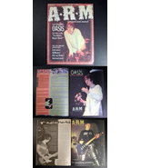 A.R.M. Issue #1 1996 mag OASIS cover/invu RADIOHEAD - $15.99