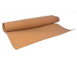 "Offex 48""x432 1/4"" Natural Cork Sheet for Bulletin Board - $317.00"