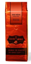 Extra Strong Gourmet High Caffeine Coffee 440 HEMI By Raw Iron Coffee Co. - $16.82+