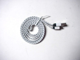 Noodle Rope Braided Sync USB Data Charger Cable Cord for Iphones - $7.99